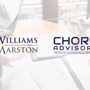 WilliamsMarston Chord Acquisition